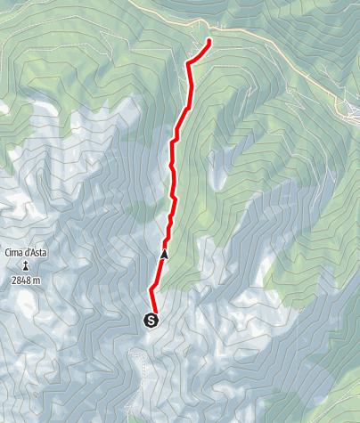 Map / Rio Regana E