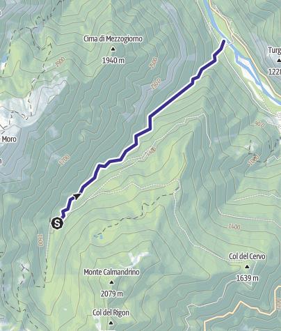 Map / Rio Viosa G