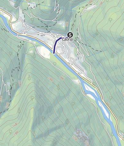 Karte / Rio Valsorda NK