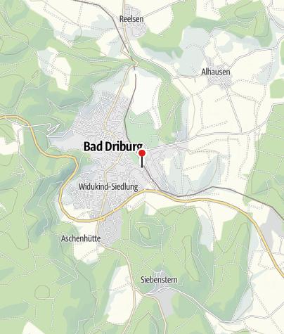 Karte / Vital-Klinik Dreizehnlinden