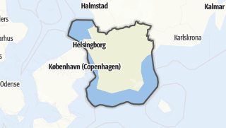 Map / Provinz Schonen