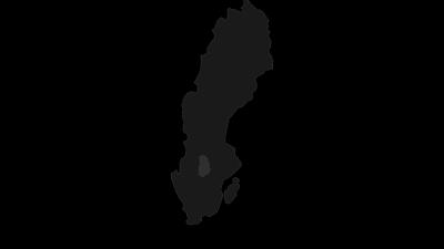 מפה / Provinz Örebro