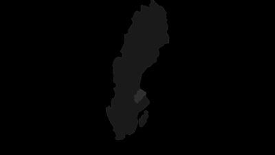 מפה / Uppsala län