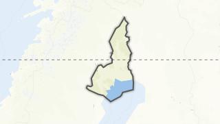 Karte / Norrbotten