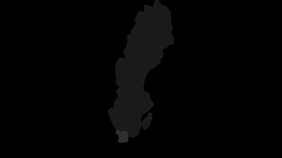 Karte / Skåne