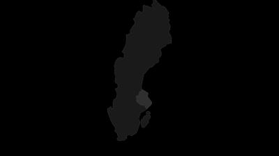 מפה / Uppland