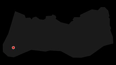 Karte / Die Ost- und Westküste der Algarve kombiniert!