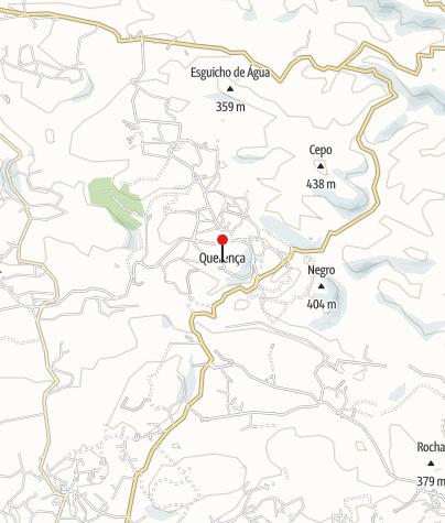 Map / Ostalgarve: Idylle zwischen Küste und Serra