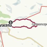 Map / Loop Walk to Corteconcepción