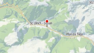 Cartina / Guida di media montagna Patrick Stuflesser