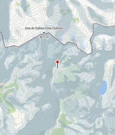Map / Refuge de Nice