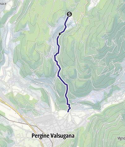 Karte / Rio Negro E