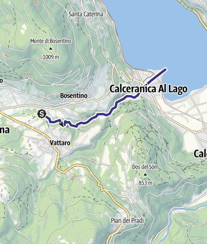 Map / Rio Mandola F
