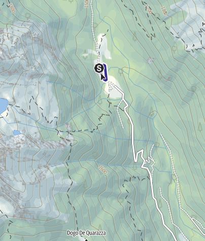 Karte / Lago Sorgazza V