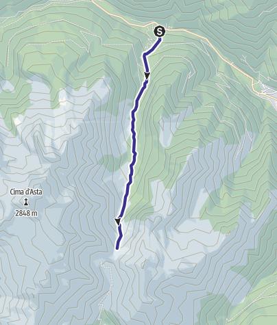 Mappa / Torrente Regana I