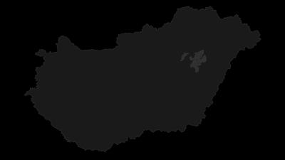 Karte / Hortobágyi Nemzeti Park