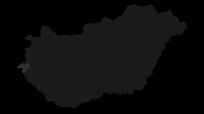 מפה / Orségi Nemzeti Park