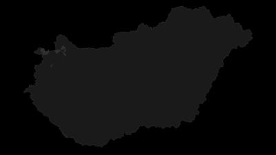 מפה / Ferto–Hanság Nemzeti Park