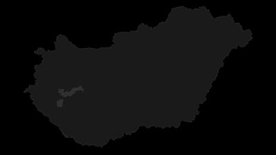 Mapa / Balaton-felvidéki Nemzeti Park
