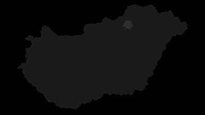 Karte / Bükki Nemzeti Park