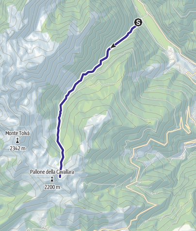 Map / Torrente Viosa L