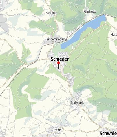 Karte / Ferienwohnung Kuhnert