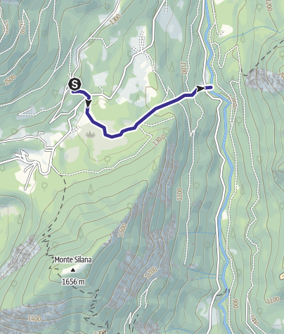 Mappa / Rio Acqua Sorda B2