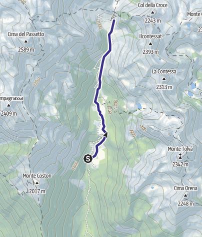 Map / Rio Tolvà B5