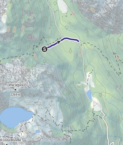 Karte / Rio Val Vendrame B1