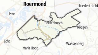 מפה / Roerdalen