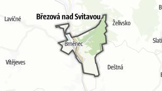 Cartina / Brnenec
