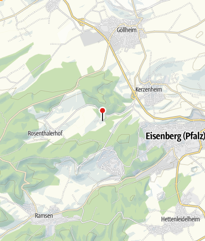 Mappa / Arleshof Kerzenheim