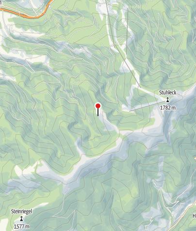 Karte / Schwarzriegelalm