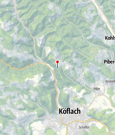 Karte / Schönbauer-Kapelle
