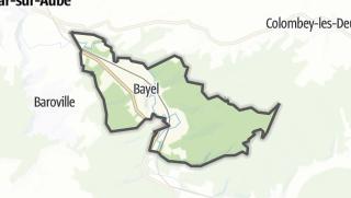 Mapa / Bayel