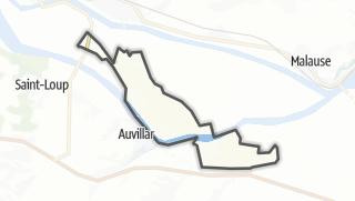 Карта / Espalais