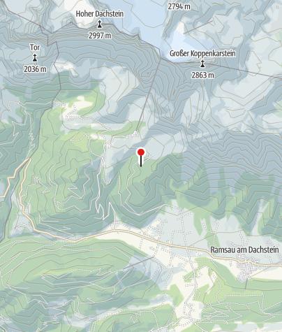 Karte / Alpenvereinaktiv-Autorentreffen 2018