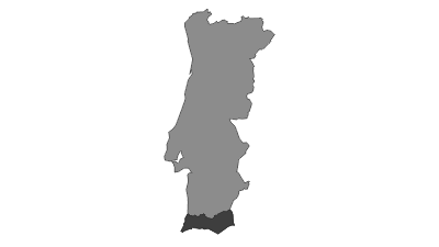 Map / Algarve