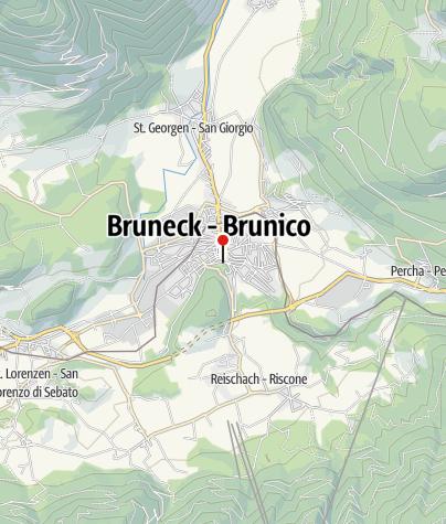 Cartina / Chiesa di S. Caterina