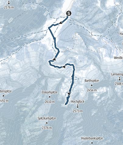 Map / Hochglück - EIN SCHÖNER FLECK ERDE.
