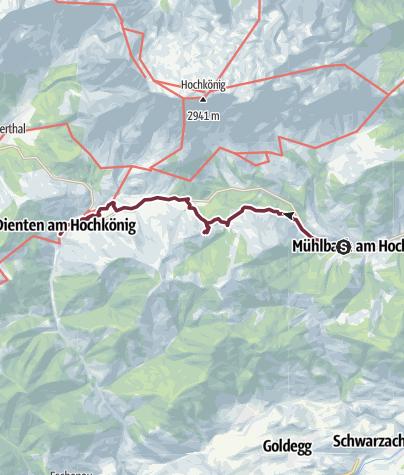 Map / Ach du grüne Dreizehn - Etappe 6: Kräuterwandern mit Aussicht