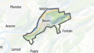 Mapa / Beure