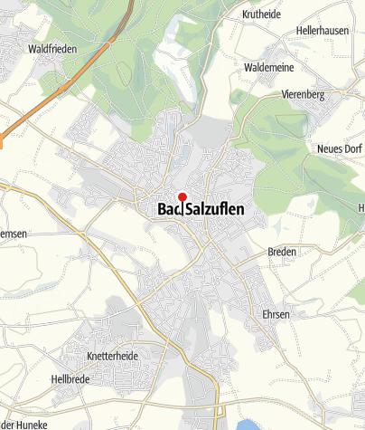 Karte / Ferienwohnung Meier-Althof