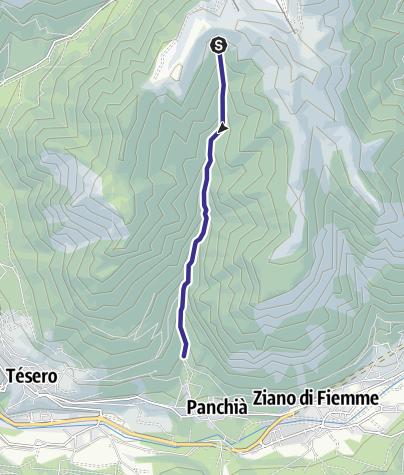 Mappa / Rio Bianco G