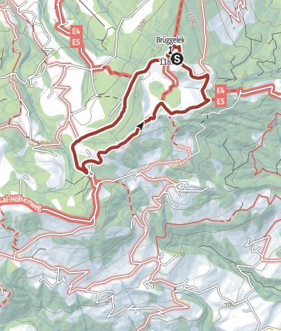 Map / Alberschwende | Musikwanderweg