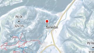 Map / Samedan