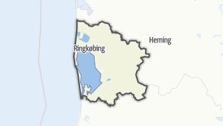 Karte / Ringkøbing-Skjern