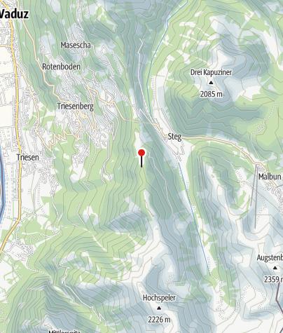 Karte / Chrüppel