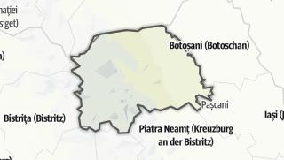 Karte / Bucovina