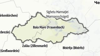 Karte / Maramureș